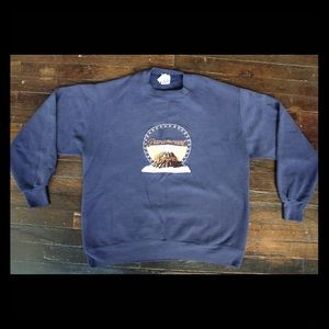 Rare vintage paramount pictures sweater